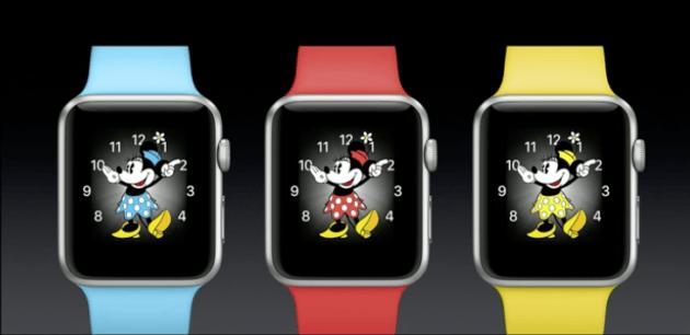 watch OS 3 Apple