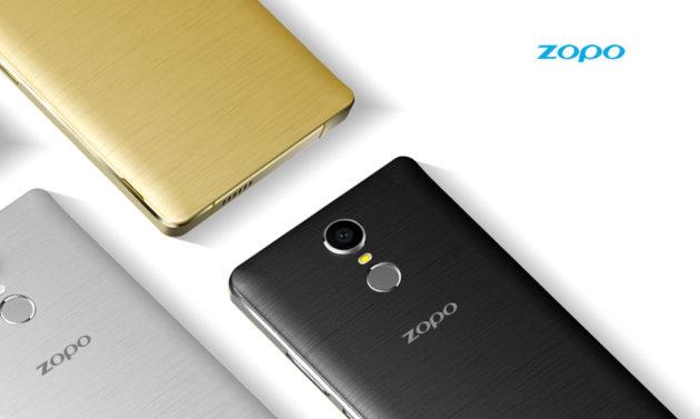 Le design du Zopo Color F2