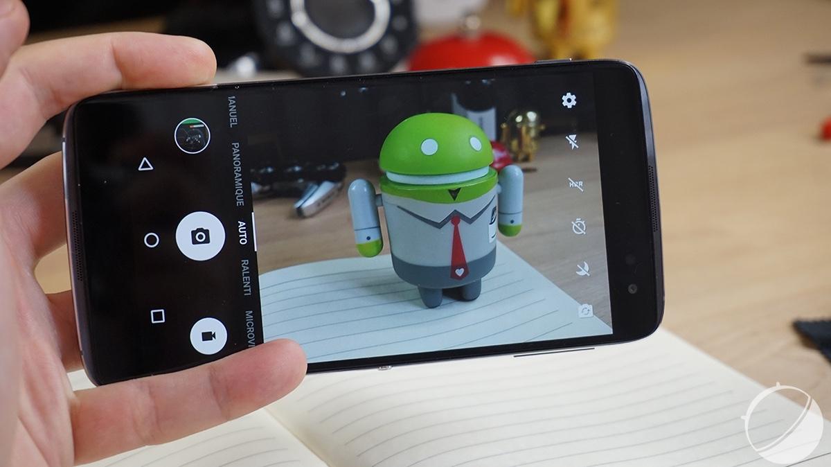 Test Alcatel Idol 4S : notre avis complet - Smartphones
