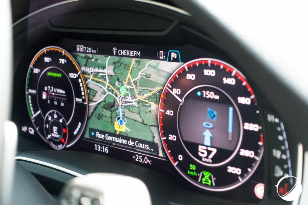 Audi Q7 e-tron (1 sur 13)