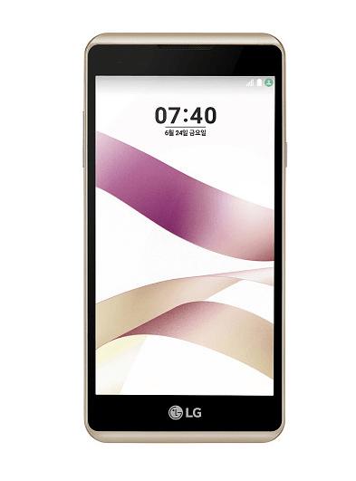 Le LG X Skin