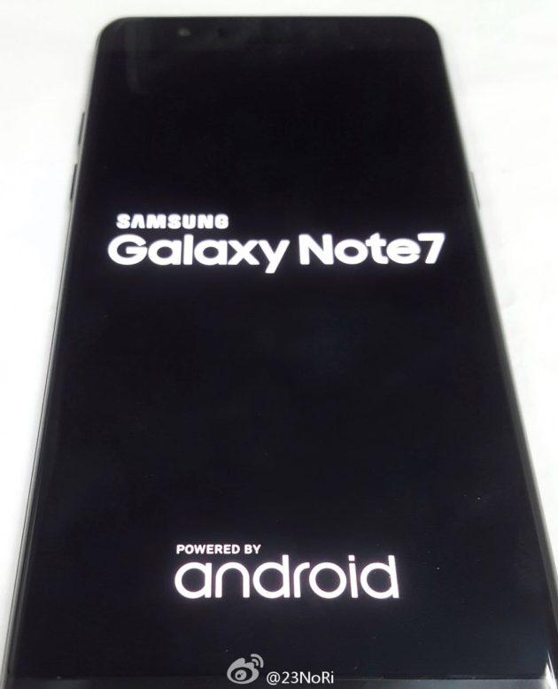 galaxy note 7 leak 1