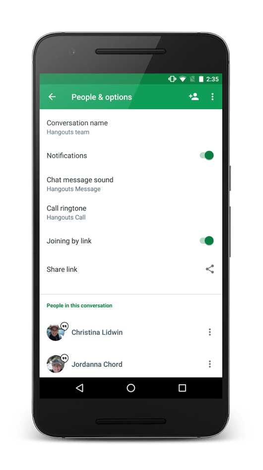 google-hangouts-link-share