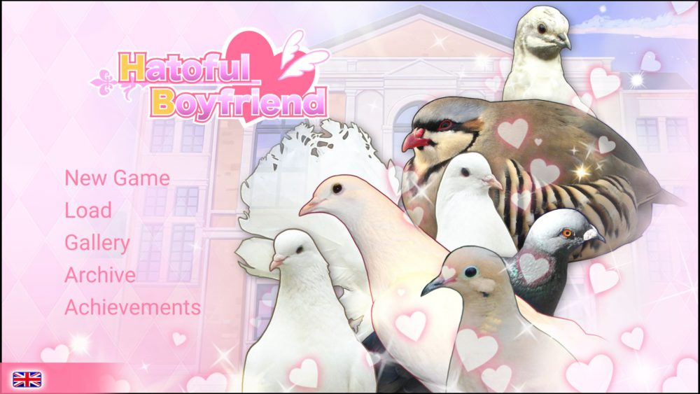 Hatoful Boyfriend 1
