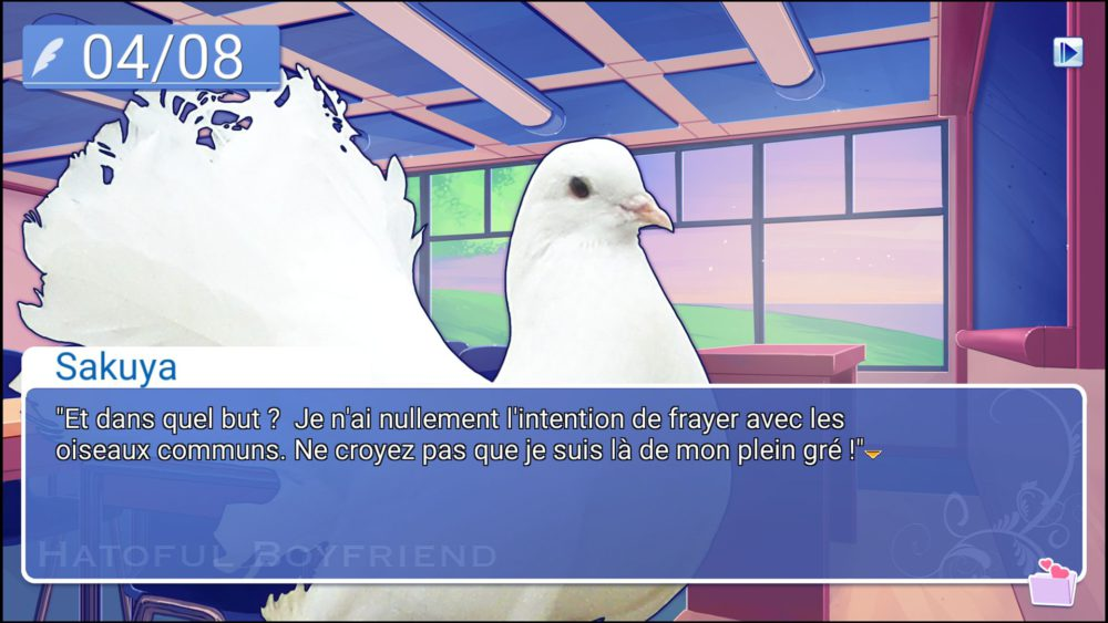 Hatoful Boyfriend 5