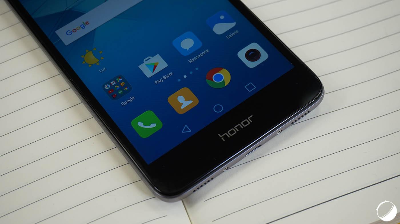 Test honor 5c notre avis complet smartphones frandroid for Photo ecran honor 5c