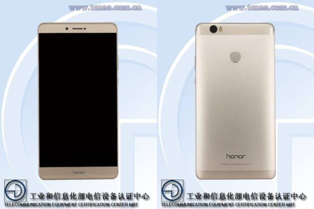 honor note 8 tenaa