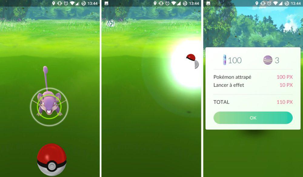 pokemon go frandroid attrape