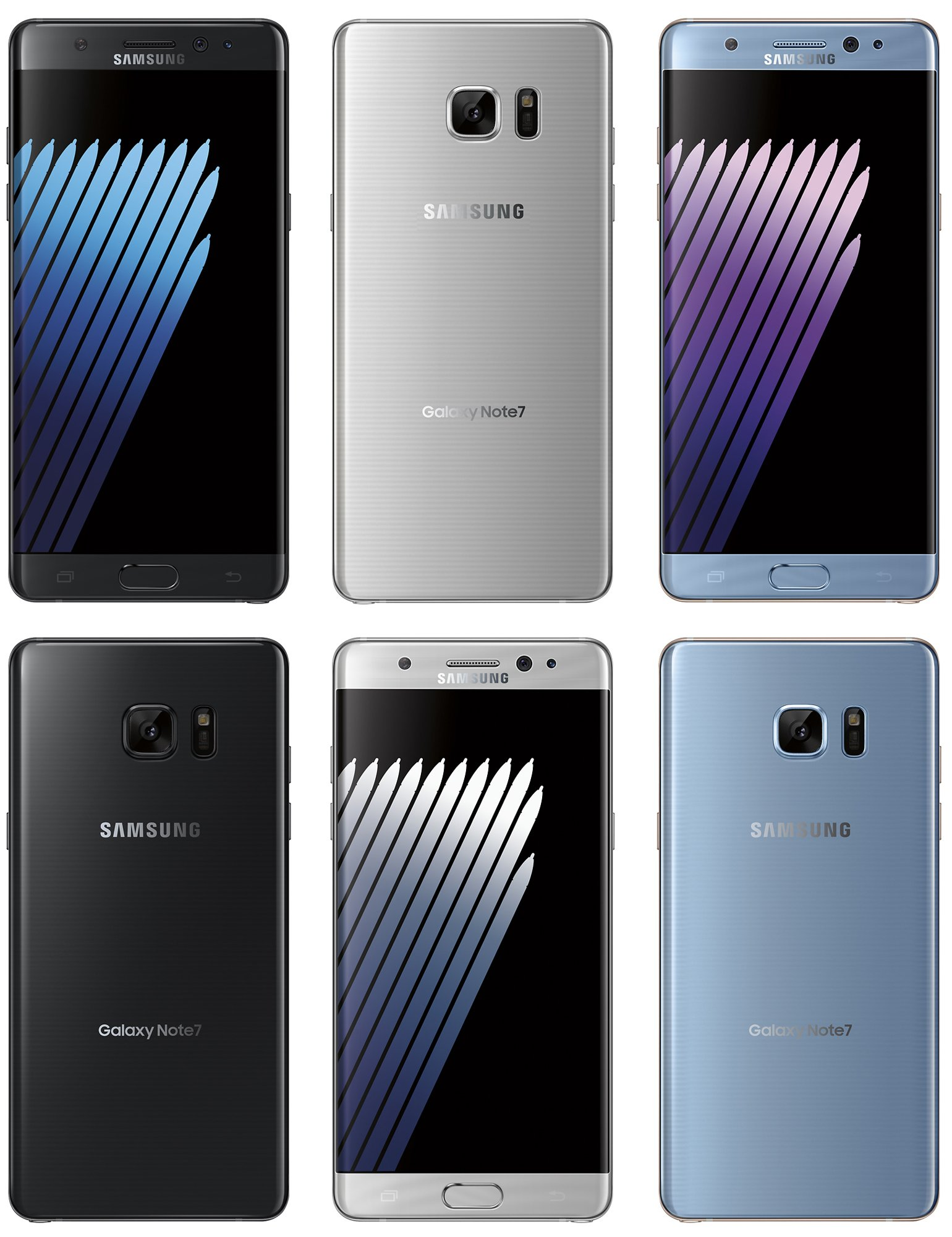samsung galaxy note 7 encore une fuite d 39 images frandroid. Black Bedroom Furniture Sets. Home Design Ideas