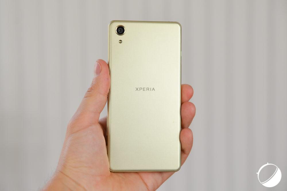 Sony Xperia X Performance (3 sur 15)