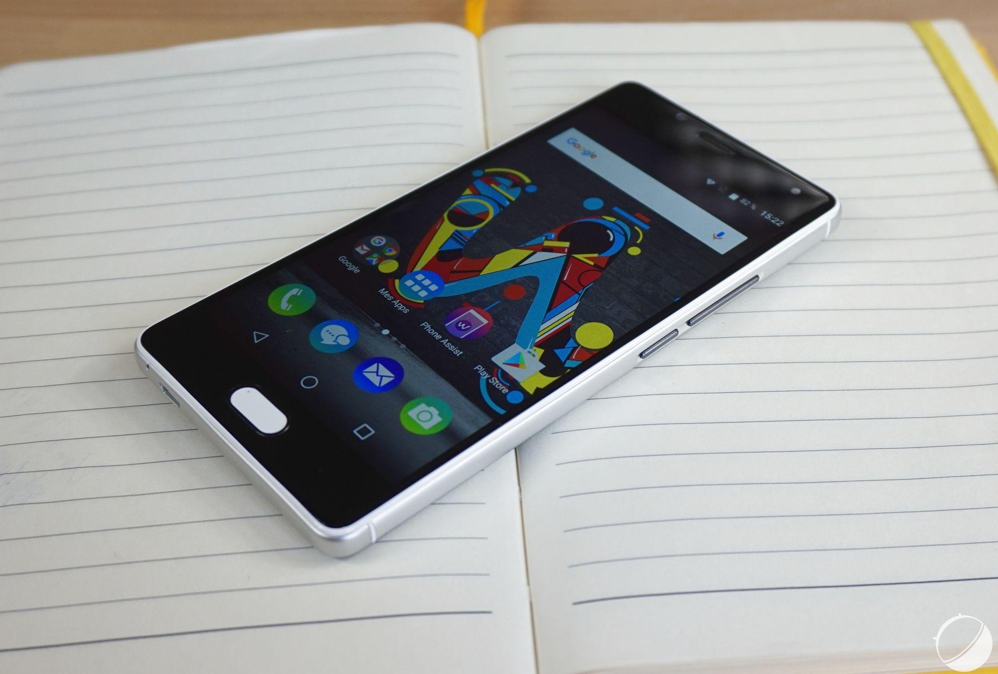 Test wiko ufeel notre avis complet smartphones frandroid for Test ecran photo
