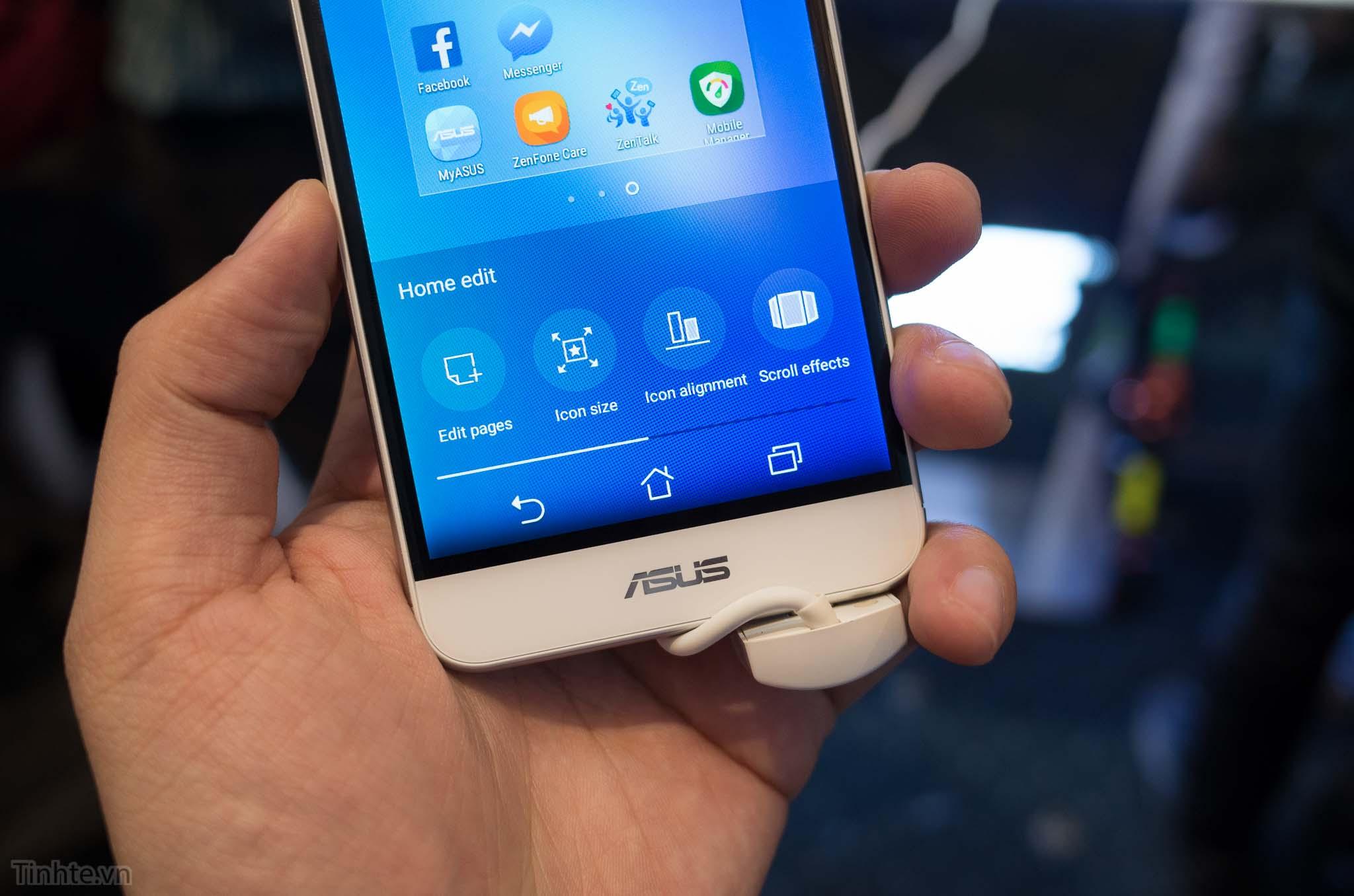 produits android smartphone  zenfone max laser officiels deux milieux de gamme orientes autonomie photo