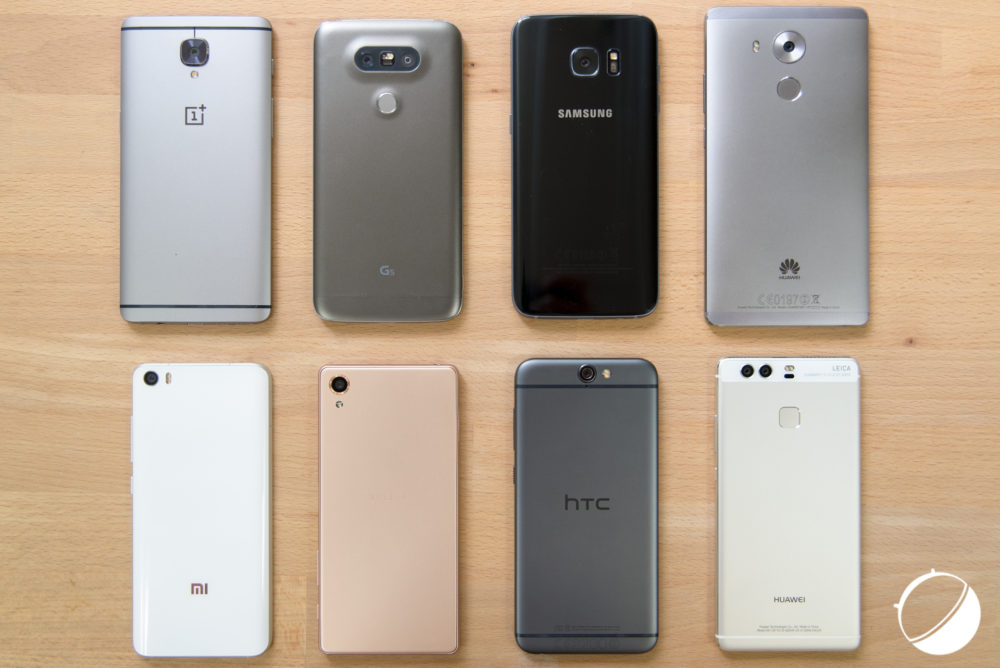 comparo smartphone (1 sur 1)