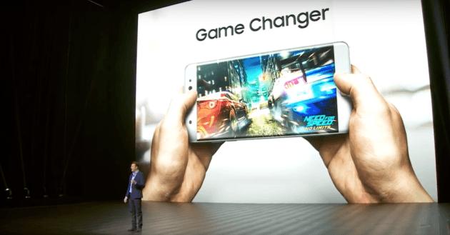 Galaxy Note 7 Vulkan