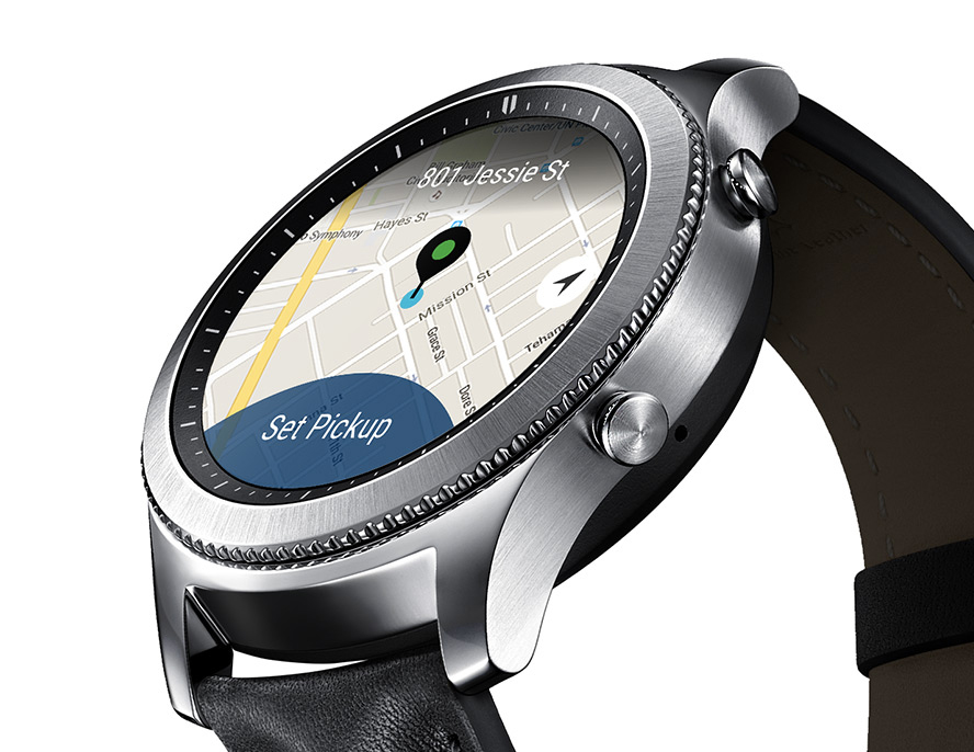 montre gear et galaxy s3