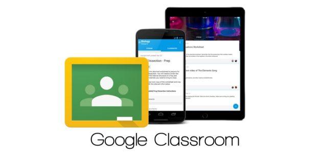 Google-Classroom-App