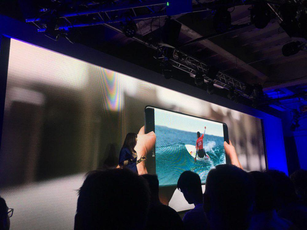 HDR Samsung Galaxy Note 7