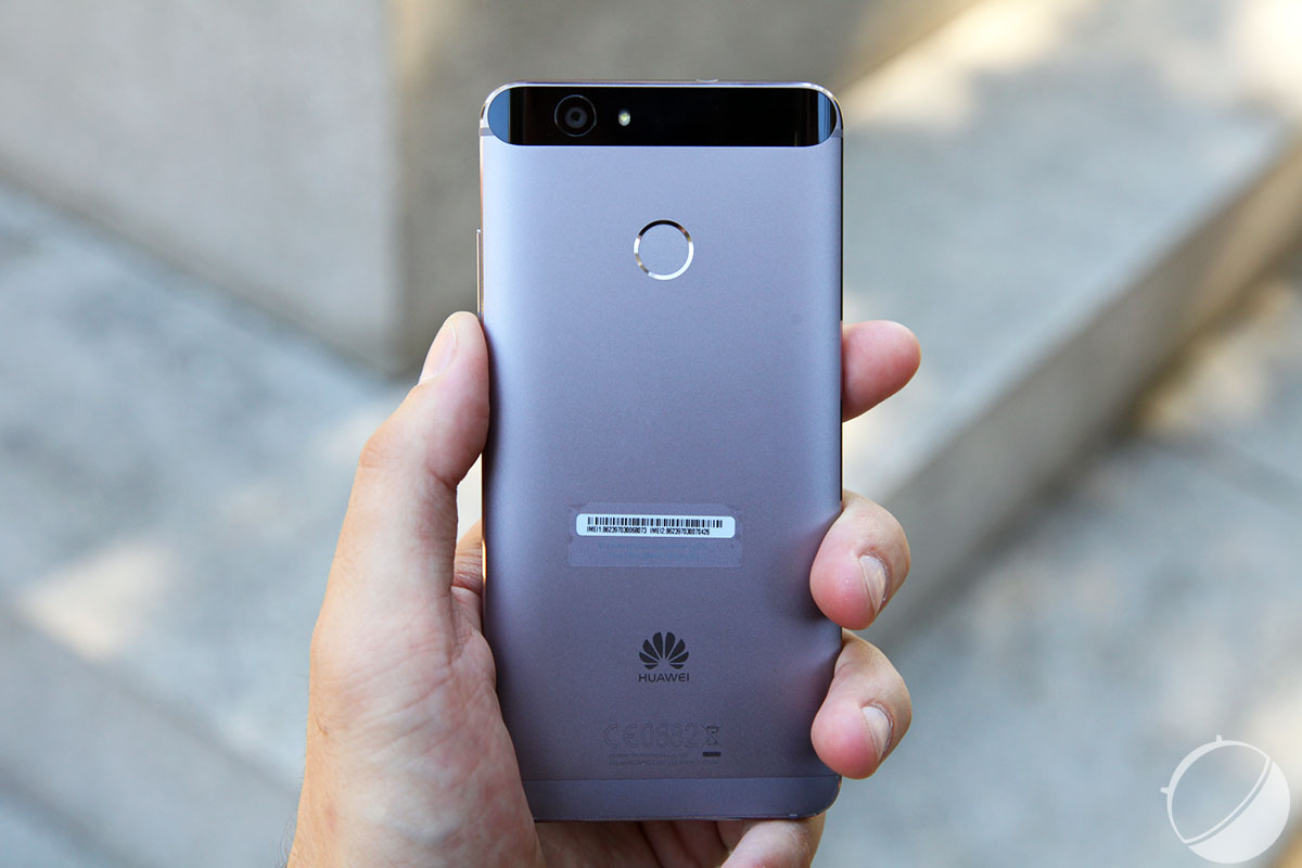 coque intelligente huawei nova