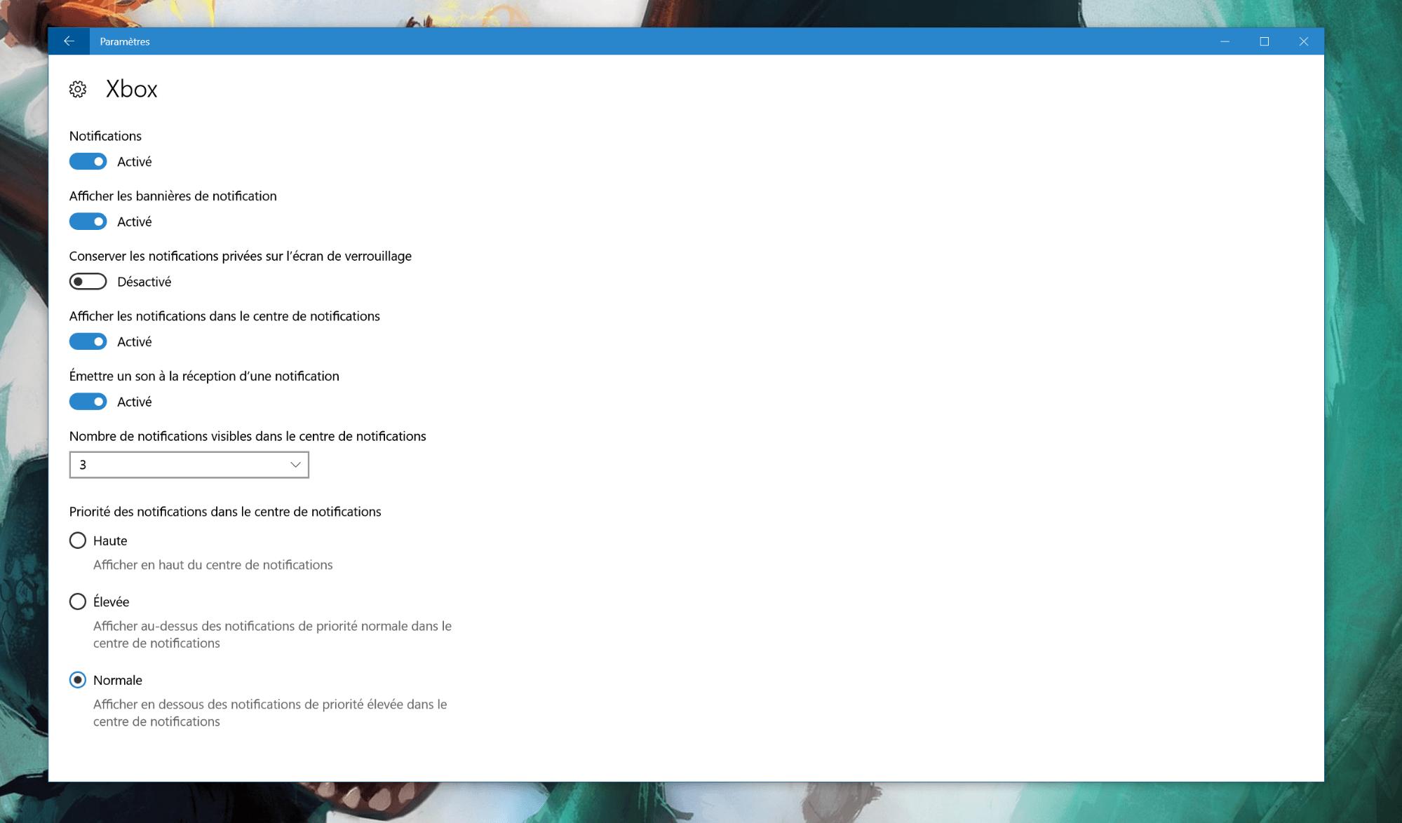 Windows 10 anniversary update comment activer les for Application miroir pc
