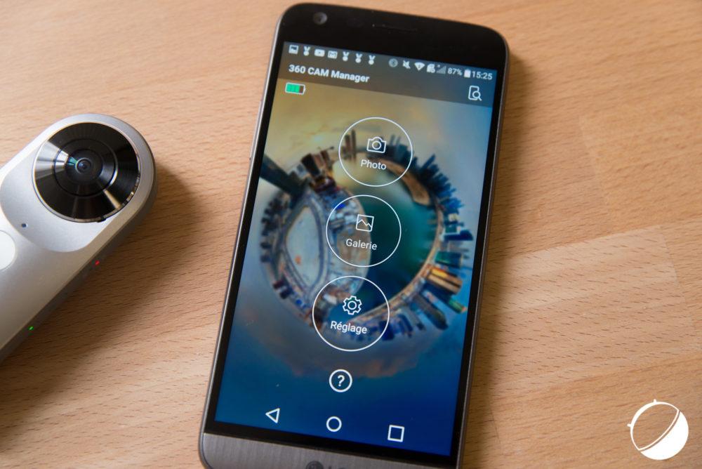 LG Cam 360 (1 sur 1)