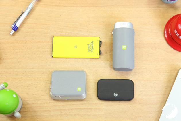 LG G5 modules (1 sur 1)
