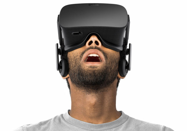 Oculus Rift immersion