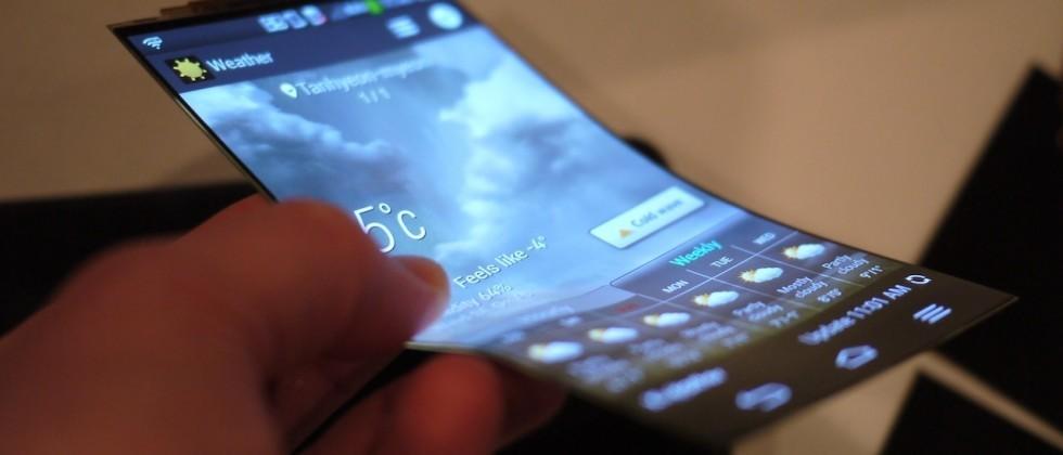 Samsung Galaxy X : l'écran pliable pourrait être sensible à la pression