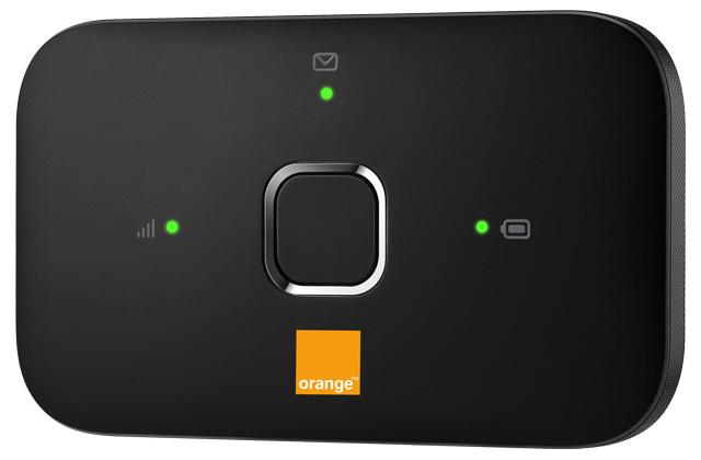emetteur wifi orange 4g. Black Bedroom Furniture Sets. Home Design Ideas