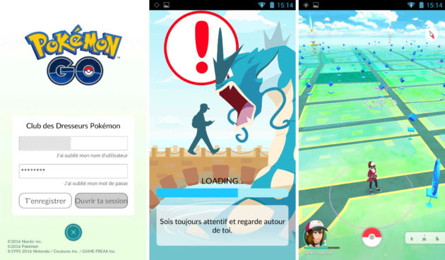 Pokémon Go - Wiko