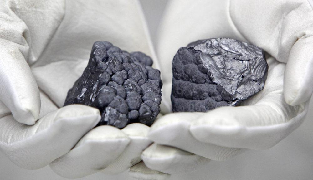 Silicium polycristallin