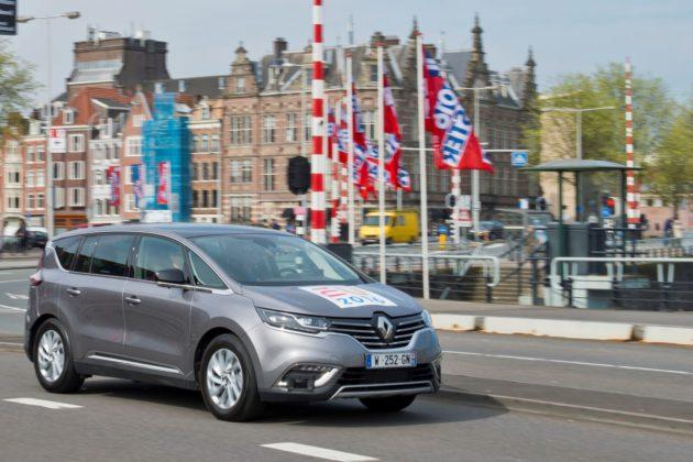 L'Espace autonome de Renault