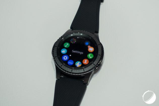 Samsung Gear S3 (1 sur 9)