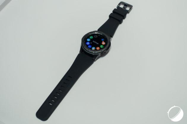 Samsung Gear S3 (2 sur 9)