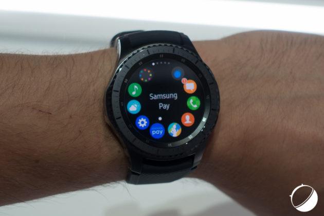 Samsung Gear S3 (4 sur 9)