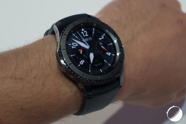 Samsung Gear S3 (9 sur 9)