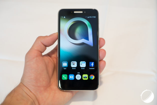 Alcatel Shine Lite (5 sur 12)
