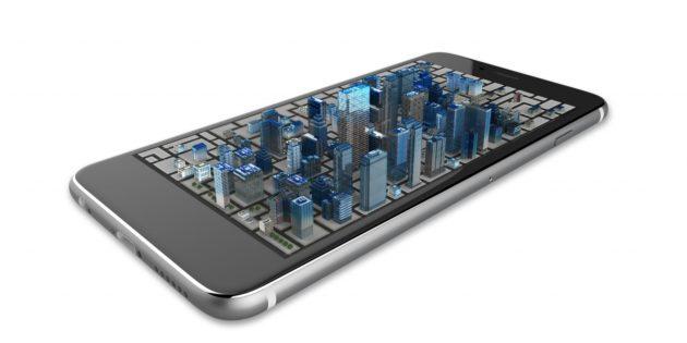 Altice Leia 3D holographique smartphone