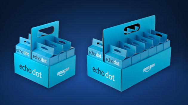 Amazon Echo Dot pack