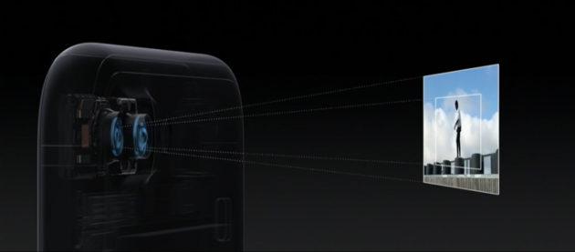 Apple grand angle