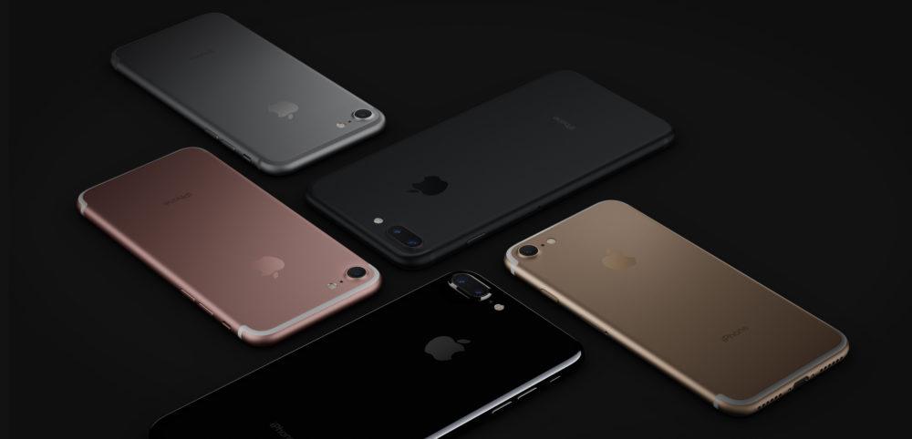 Apple iPhone 7 officiel