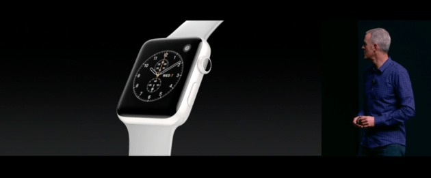 Apple Watch Series 2 Ceramique