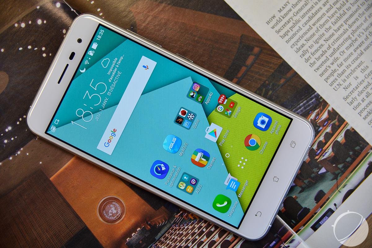 4 points forts du Zenfone 3, le smartphone sans compromis d'Asus