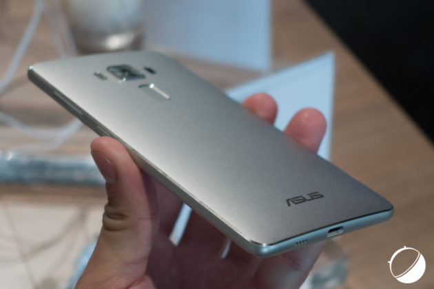 Asus ZenFone 3 (2 sur 6)