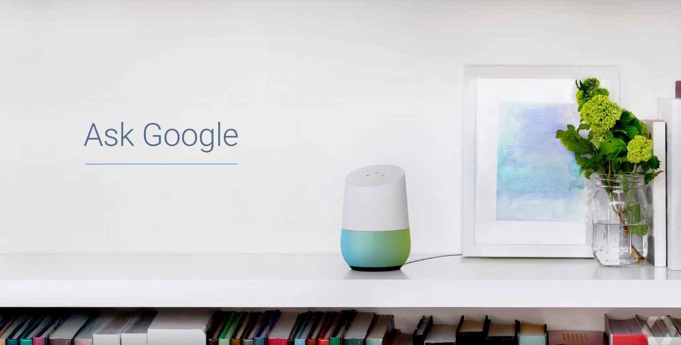 Google Home Changement Chromecast