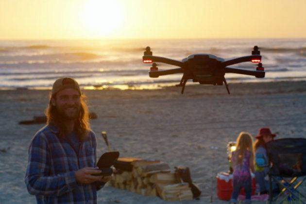 Désormais, il faut un permis pour utiliser votre drône  Gopro-karma-drone-life-630x420