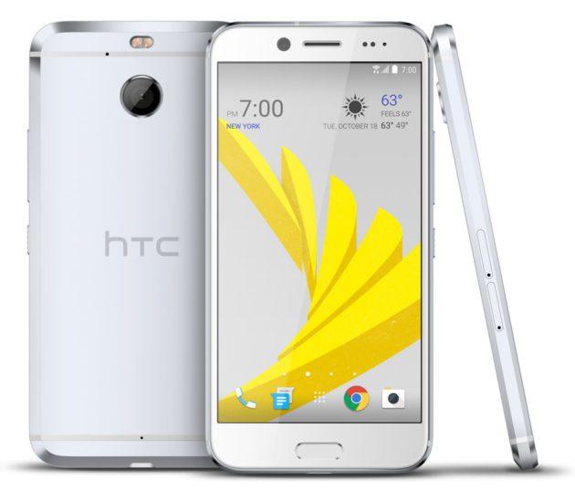 HTC Bolt Silver evleaks
