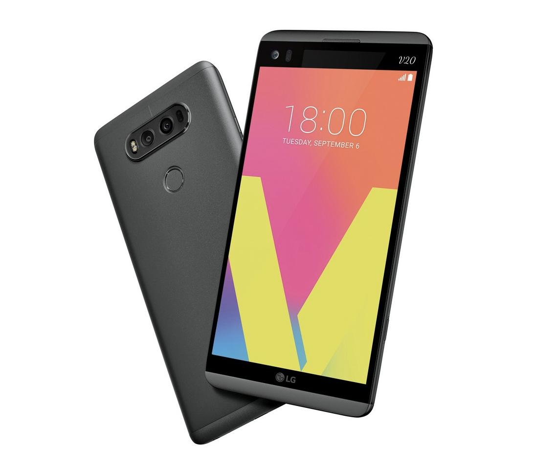 Le LG V20 est officiel   un smartphone haut de gamme, mais pas ... 4dda25268e09