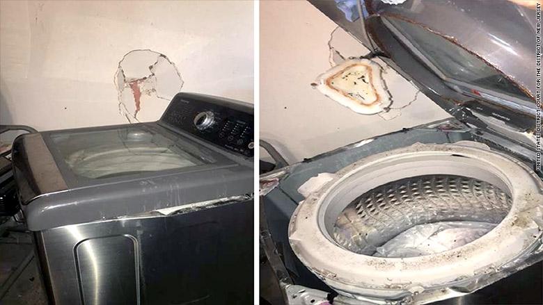 ce sont maintenant les machines laver qui explosent chez samsung frandroid. Black Bedroom Furniture Sets. Home Design Ideas