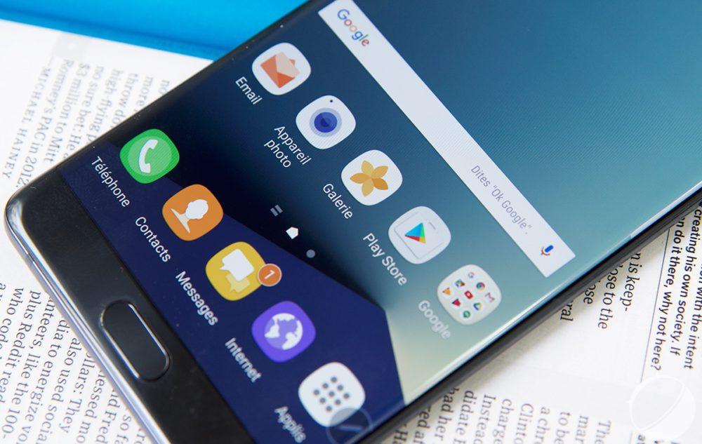 Samsung Galaxy Note 7 4