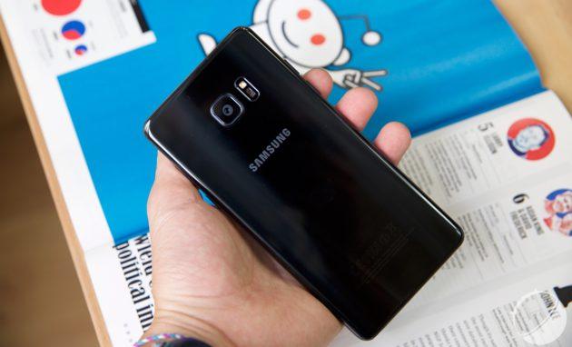 Samsung Galaxy Note 7 8